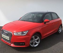 AUDI A1 1.0 SPORTBACK TFSI SPORT 5D 93 BHP LOW MILES IN EXCELLENT CONDITION