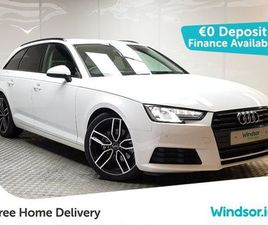 AUDI A4 AVANT ULTRA SPORT TDI 150 START/STOP FOR SALE IN DUBLIN FOR €25,995 ON DONEDEAL