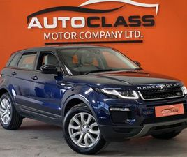 LAND ROVER RANGE ROVER EVOQUE ED4 150HP SE TECH 6 FOR SALE IN DUBLIN FOR €31,950 ON DONEDE