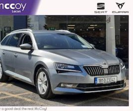 SKODA SUPERB JUST ARRIVED AMBITION COMBI 1.6TDI FOR SALE IN DUBLIN FOR €21950 ON DONEDEAL