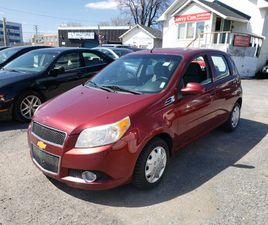 2010 CHEVROLET AVEO 96KMS ONLY ! COMES WITH SAFETY | CARS & TRUCKS | OTTAWA | KIJIJI