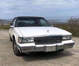 CADILLAC DEVILLE COUPÉ 1988 A VENDRE   CLASSIC CARS   RIMOUSKI / BAS-ST-LAURENT   KIJIJI