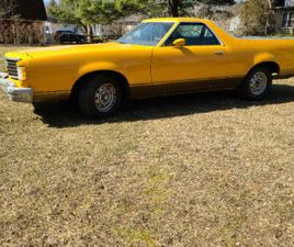 1978 FORD RANCHERO | CLASSIC CARS | WINDSOR REGION | KIJIJI