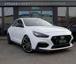 2019 HYUNDAI I30 N 2.0 T-GDI N PERFORMANCE FASTBACK - £22,000