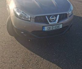 2013 NISSAN QASHQAI+2 4WD WITH 2 YEARS NCT FOR SALE IN CORK FOR €7200 ON DONEDEAL