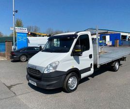 2013 IVECO DAILY 3.5 TON PICK UP FOR SALE IN ARMAGH FOR €1 ON DONEDEAL