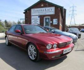 4.2 V8 XJR SUPERCHARGED 4DR AUTO