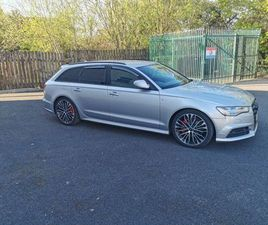 171 AUDI A6 2.0TDI SLINE BLACK EDITION ULTRA1 FOR SALE IN WESTMEATH FOR €26,000 ON DONEDEA