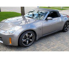2009 NISSAN 350Z ROADSTER MANUAL JUST 33K MILES | CARS & TRUCKS | MARKHAM / YORK REGION |