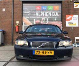 VOLVO S80 2.4T PRESTIGE LINE UIT 24-07-2001 AANGEBODEN DOOR AUTOVOERTUIGENHANDEL ALPHEN BV