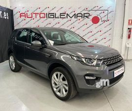 LAND-ROVER DISCOVERY SPORT 2.0L TD4 110KW 150CV 4X4 HSE LUXURY