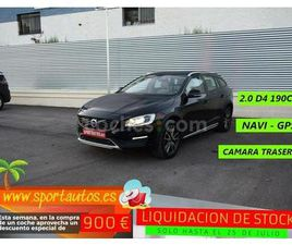 VOLVO V60 CROSS COUNTRY D4 KINETIC AUT.
