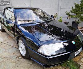 ALPINE RENAULT GTA V6 TURBO - 1989