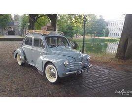 RENAULT 4CV - 1956