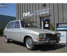 RENAULT 16 (R16) TX R1156 - 1979