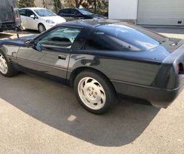 CORVETTE C4 COUPE/TARGA 40TH ANNIVERSARY YEAR