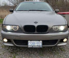 2002 BMW 540I | CARS & TRUCKS | MARKHAM / YORK REGION | KIJIJI