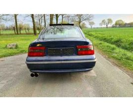 OPEL OPEL CALIBRA 4X4 TURBO, C20LET, YOUNGTIMER