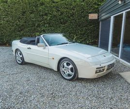 PORSCHE 944 S2 CABRIOLET FOR SALE IN DUBLIN FOR €19,995 ON DONEDEAL