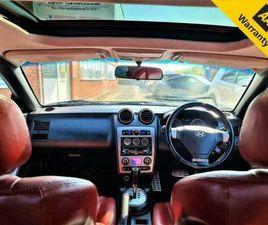 2007 HYUNDAI COUPE SIII AUTO COUPE PETROL AUTOMATIC