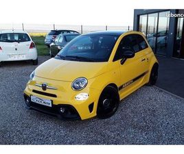 FIAT 500 ABARTH PISTA TO STAGE 1 + POPS AND BANGS