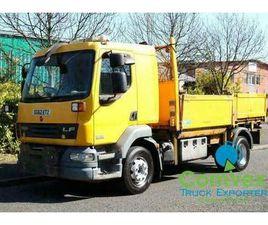 DAF LF55 220 4X2 16T STEEL TIPPER (2012)