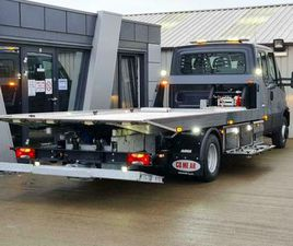 2021 NEW IVECO DAILY CREW 72C180 AC TILT & SLIDE RECOVERY TRUCK CAR TRANSPORTER