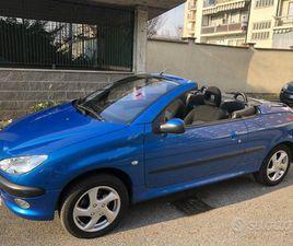 PEUGEOT 206 CC - 2002