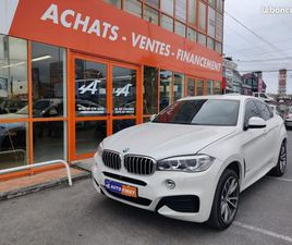 BMW X6 II (F16) XDRIVE 35IA 306CH M SPORT
