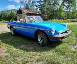 MG MGB 1979   CLASSIC CARS   LAURENTIDES   KIJIJI