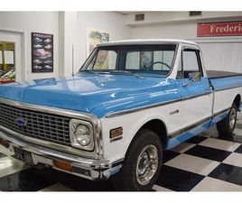 FOR SALE: 1972 CHEVROLET CHEYENNE IN FREDERICKSBURG, VIRGINIA