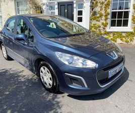 2013 PEUGEOT 308 HDI 5DRS HATCHBACK FOR SALE IN TYRONE FOR £4,250 ON DONEDEAL