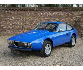 ALFA ROMEO JUNIOR ZAGATO 1300 FULLY RESTORED AND REVISED CAR, STUNNING! WITH A 2 LITRE ENG