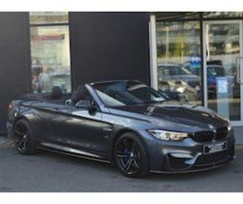 BMW M4 CONVERTIBLE AUTO 431BHP FOR SALE IN DUBLIN FOR €65900 ON DONEDEAL