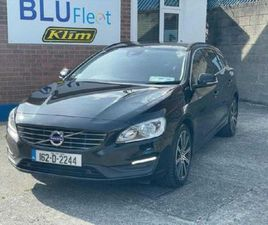 VOLVO V60 D6 PHEV GT 5DR AUTO AWD FOR SALE IN DUBLIN FOR €19,950 ON DONEDEAL