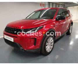 LAND ROVER DISCOVERY SPORT 2.0D I4 L.FLW S AWD AUTO 150