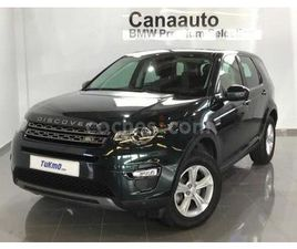 LAND ROVER DISCOVERY SPORT 2.0TD4 PURE 4X4 AUT. 150