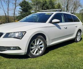 SKODA SUPERB COMBI 2L TDI 150 FOR SALE IN CORK FOR €19800 ON DONEDEAL