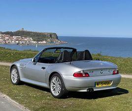 BMW Z SERIES Z3 SPORT ROADSTER 2.2I 2001