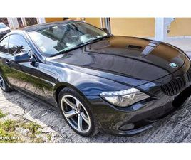 BMW 635D COUPE PACK M