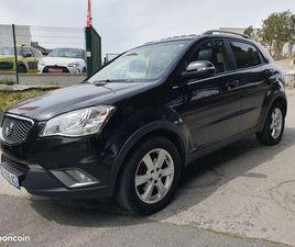 SSANGYONG KORANDO 200 E-XDI 4WD LUXE BVA 2013