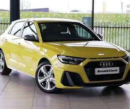 USED 2019 (69) AUDI A1 40 TFSI S LINE COMPETITION 5DR S TRONIC IN PERTH