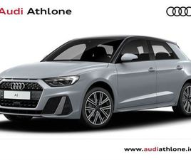 AUDI A1 SPORTBACK 1.0TFSI 95BHP S-LINE - IN STOCK FOR SALE IN WESTMEATH FOR €30,943 ON DON
