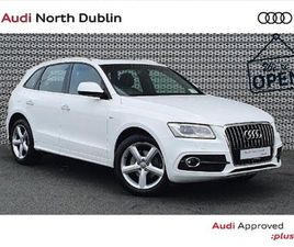 AUDI Q5 2.0TDI 150 S-LINE FOR SALE IN DUBLIN FOR €31,250 ON DONEDEAL