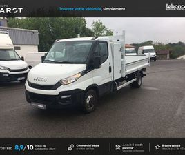 IVECO DAILY BENNE COFFRE