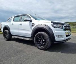 DOUBLE CAB 4X4 LIMITED 2 2.2TDCI 160PS