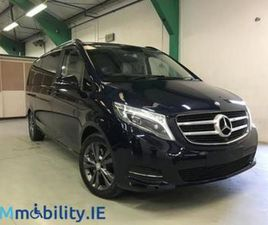 LUXURY WHEELCHAIR ACCESSIBLE VEHICLE