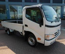 3.0 D4D LWB TWIN WHEEL PICK UP // 10 FOOR BODY // IMMACULATE CONDITION // PRICE PLUS VAT /