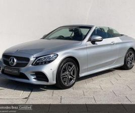 200 CABRIOLET A/T AMG-LINE *HIGH SPECIFICATION*