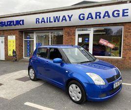 2005 SUZUKI SWIFT 1.3L PETROL FROM RAILWAY GARAGE - CARSIRELAND.IE